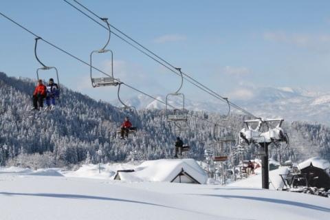 Ski Japan at Nozawa Onsen